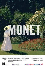 Claude Monet Ausstellung Grand Palais Paris
