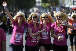 Marathon La Parisienne in Paris