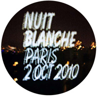 Kunstnacht in Paris Nuit Blanche