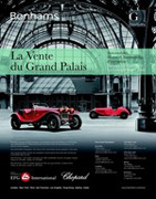 Ausstellung 110 Jahre Auto im Grand Palais Paris