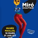 Ausstellung Miro Bildhauer im Museum Maillol