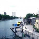 Tipp :  Paris Sonntags am Kanal