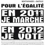 Gay Pride – Parade der Homosexuellen in Paris
