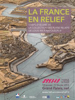 Ausstellung La France en relief Grand Palais