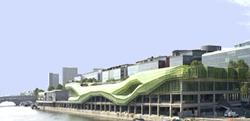 Les Docks - Zentrum für Mode und Design am Seine-Ufer Paris