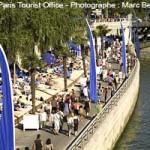 Strand & Konzerte – Paris Plages 2012