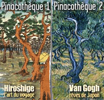 Ausstellung Van Gogh - Hiroshige in der Pinacothèque Paris