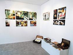 Ausstellung © Ateliers des artistes Belleville, Paris