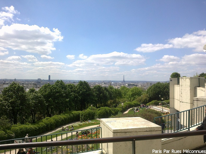 Belleville das unbekannte Paris entdecken