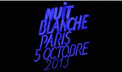 Nuit blanche Paris 2013