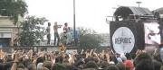 Technoparade  2013 – Dancing in the rain