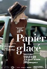 Ausstellung papier glacé 100 Jahre Modefotografie Condé Nast