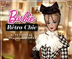 Barbie Rétro-Chic im Puppen-Museum Paris