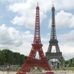 Der Eiffelturm hat einen kleinen Bruder