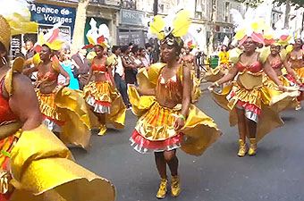 Karneval der Tropen in Paris