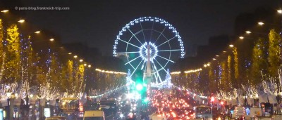 Weihnachten in Paris