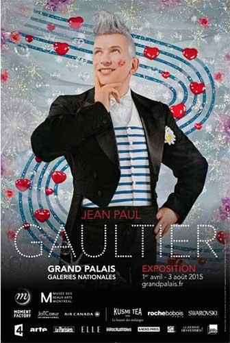 Ausstellung Jean Paul Gaultier im Grand Palais