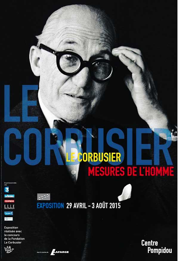 Le Corbusier im Centre Pompidou