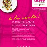 The taste of Paris – Schlemmer-Festival im Grand Palais