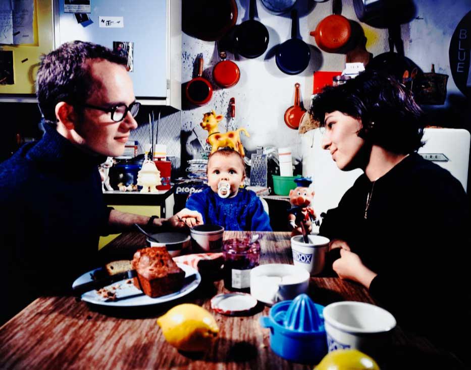Ausstellung Fotos und Filme der 80er Jahre im Centre Pompidou