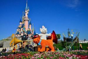 Disneyland Paris Frühling 2016