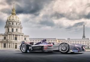 Formule-E Rennen Paris