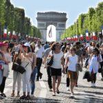 Champs-Elysées wird Fußgängerzone