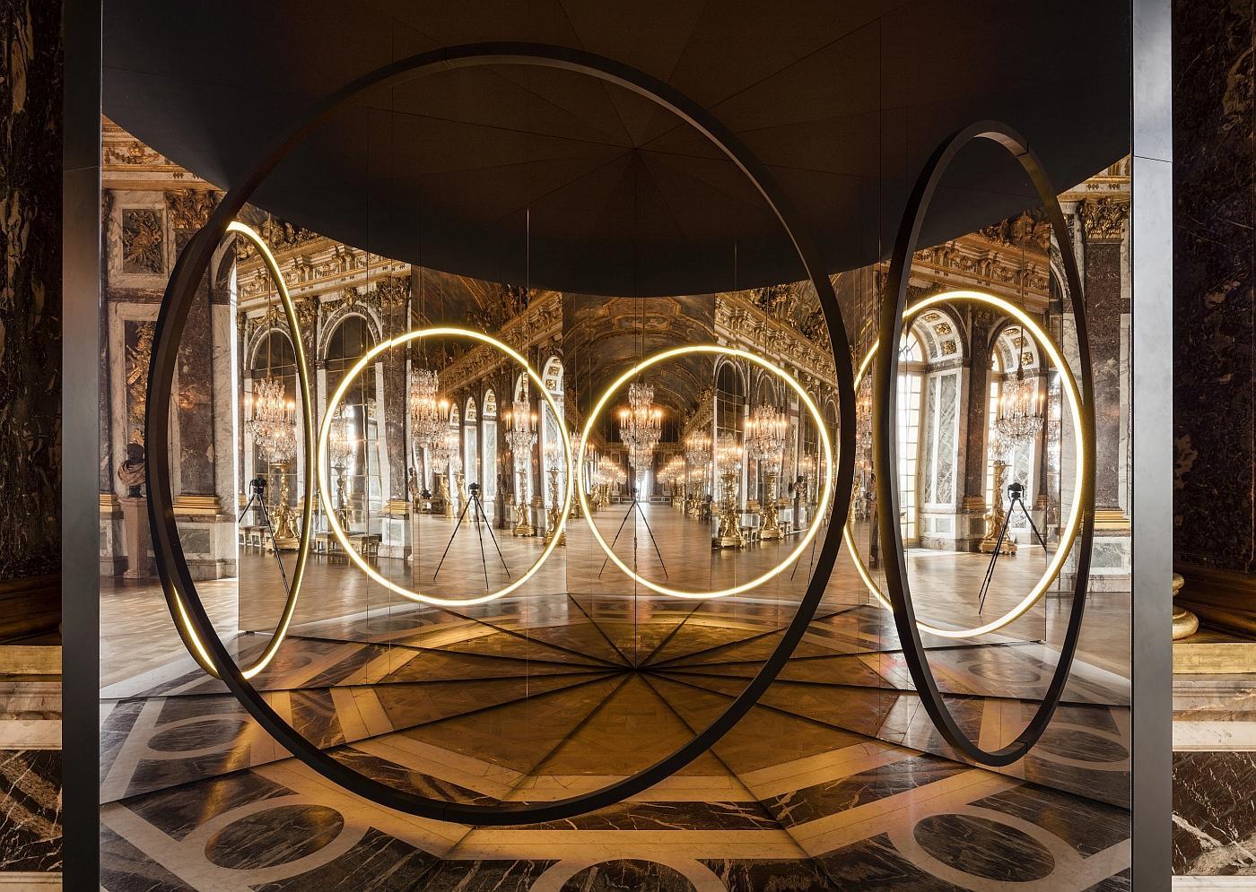 Ausstellung Olafur Eliasson im Schloss Versailles