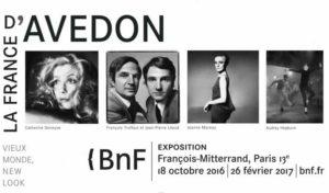 Ausstellung Richard Avedon in der BNF Paris