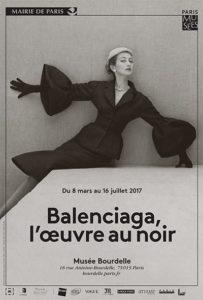 Balenciaga Ausstellung Paris