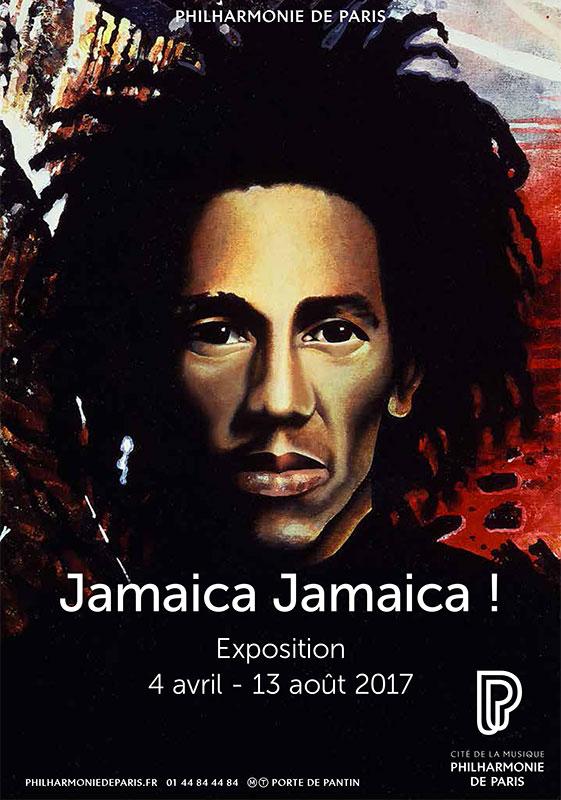Jamaica Jamaica ! – Ausstellungen und Konzerte in der Philharmonie