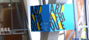 Ausstelllung art afrique Fondation Louis Vuitton