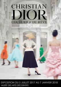 Christian Dior Couturier du Rêve - im Musée des Arts décoratifs