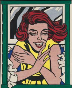 Roy Lichtenstein im Musée Maillol