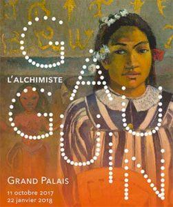 Gauguin Ausstellung Grand Palais Paris