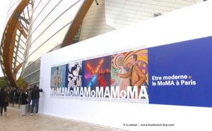 MoMA in der Fondation Louis Vuitton