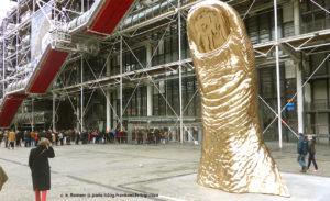 Ausstellung César Centre Pompidou Paris