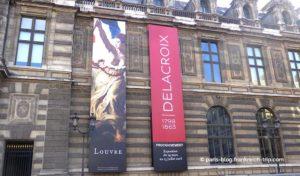 Retrospektive Eugène Delacroix im Louvre, Paris