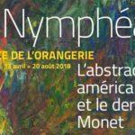 Seerosen Die amerikanische Abstraktion und der letzte Monet – Orangerie