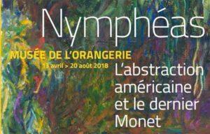 Ausstellung Seerosen Die amerikanische Abstraktion und der letzte Monet