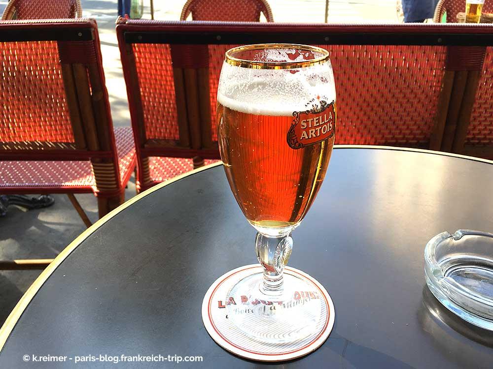 Wo kann man in Paris günstig ein Bier trinken