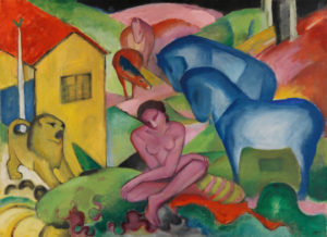 Franz Marc & August Macke Orangerie Museum, Paris