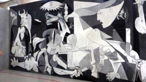 Guernica Picasso und der Krieg