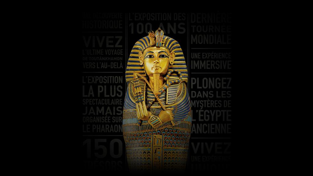 Tutenchamun, der Schatz des Pharaos