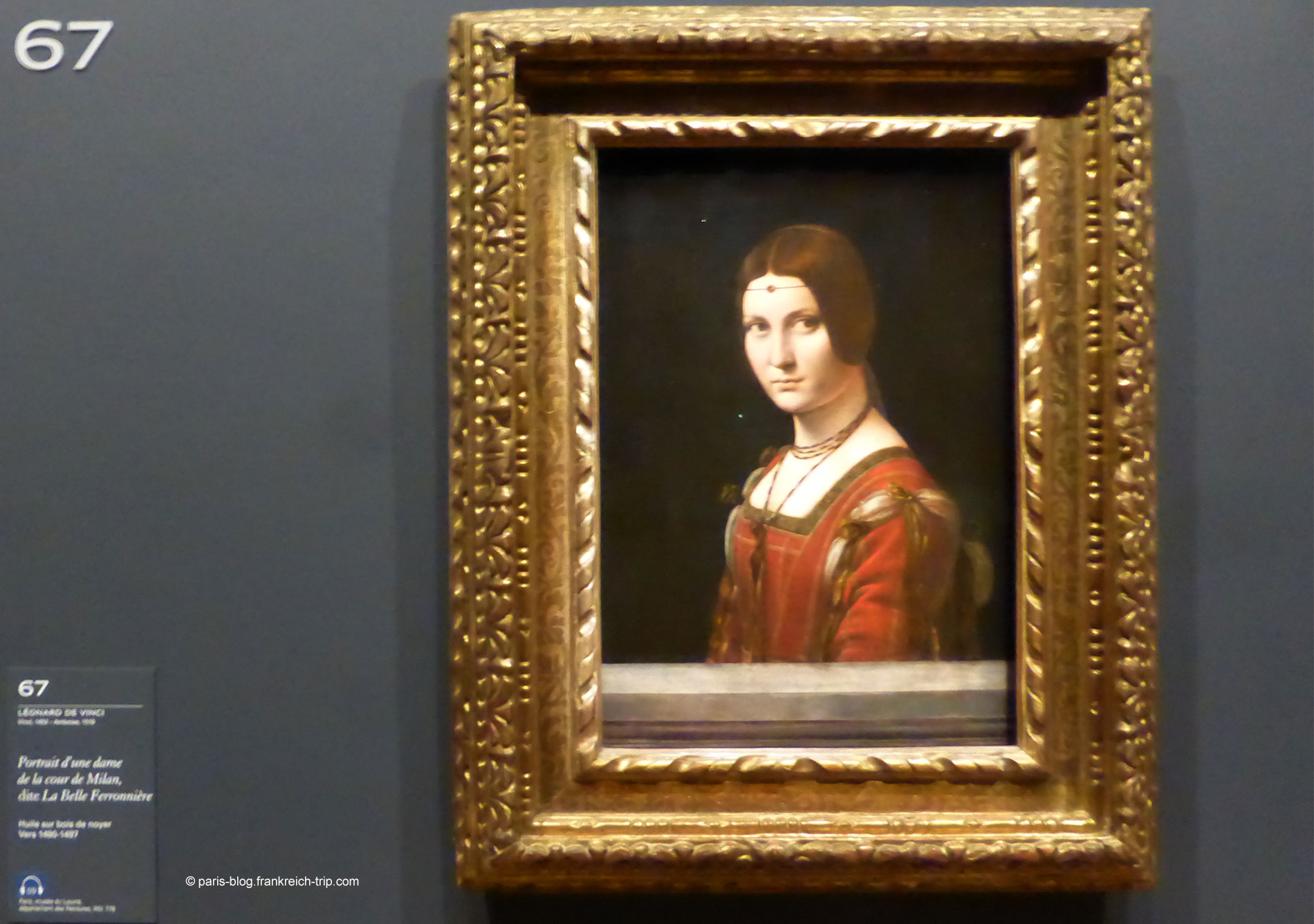Leonardo Da Vinci Ausstellung Paris