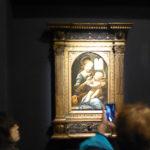 Da Vinci Jungfrau mit Kind