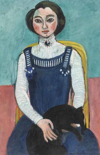 Sonderausstellung Matisse im Centre Pompidou
