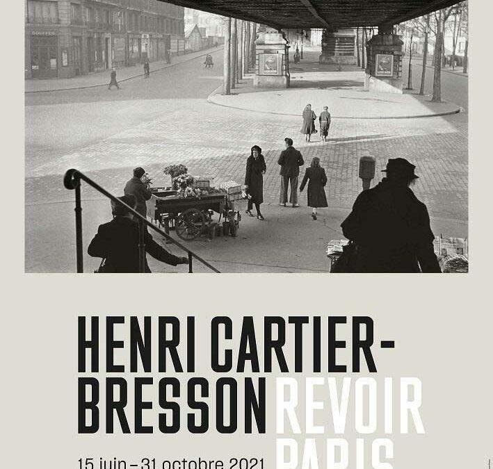 Henri Cartier Bresson Ausstellung im Museum Carnavalet