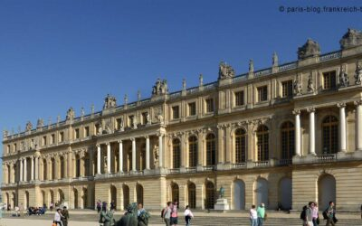 Leben wie Ludwig XIV in Frankreich – Hotel im Schloss Versailles eröffnet!