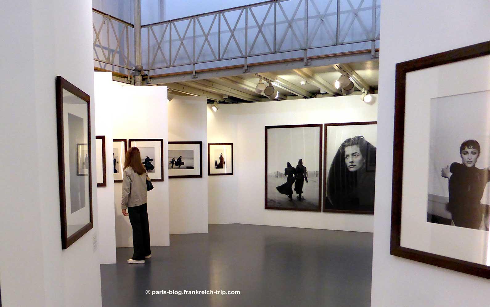 Ausstellung Alaïa Peter Lindbergh